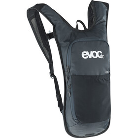 EVOC CC Sac à dos Lite Performance 2l + 2l réservoir d'hydratation, black